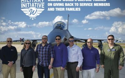 Window World Helps and Honors America's Heroes