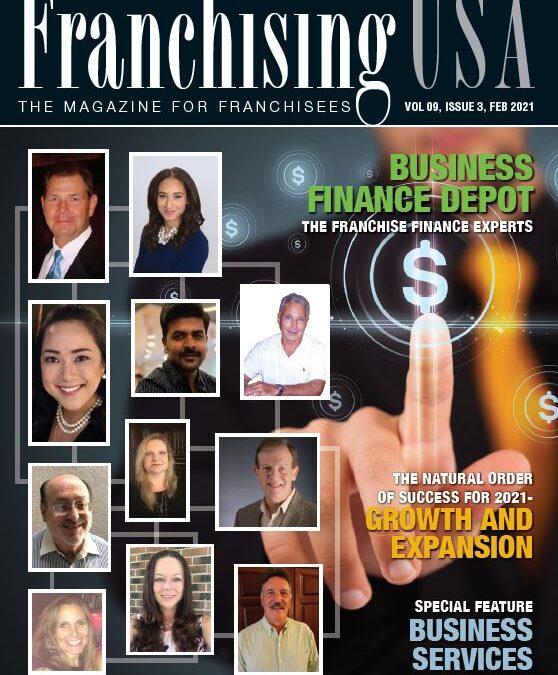 Franchising USA Cover Feb 2021