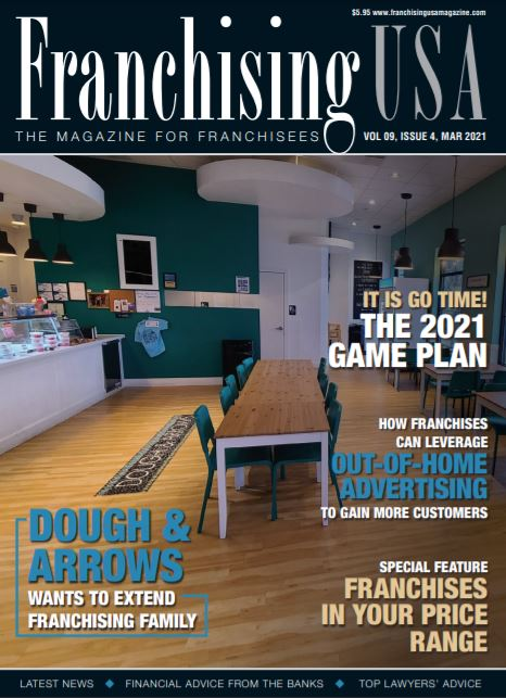 Franchising USA cover