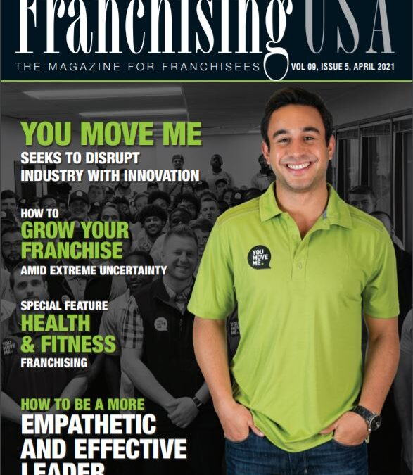 Franchising USA Cover Apr 2021