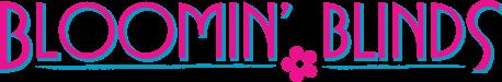 franchise opportunity Bloomin Blinds logo