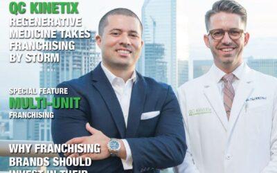 Regenerative Medicine Takes Franchising by Storm