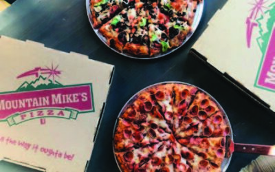 MOUNTAIN MIKE'S PIZZA IS 'GOING BIG' WITH TEXAS EXPANSION
