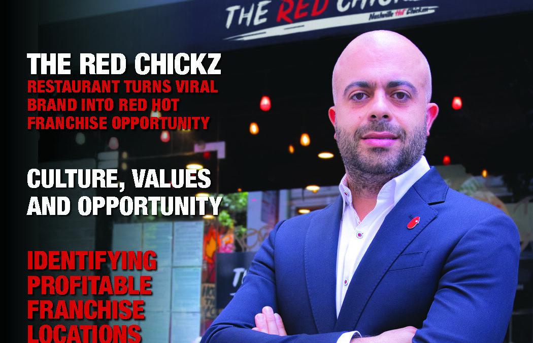 Franchise magazine – The Red Chickz Franchising USA