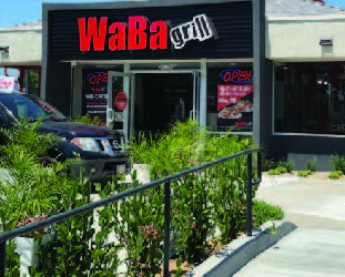 WABA GRILL ANNOUNCES ITS BEST SALES QUARTER IN COMPANY HISTORY