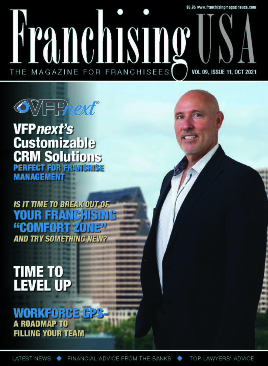 VFPnext's Customizable CRM Solutions Perfect for Franchise Management